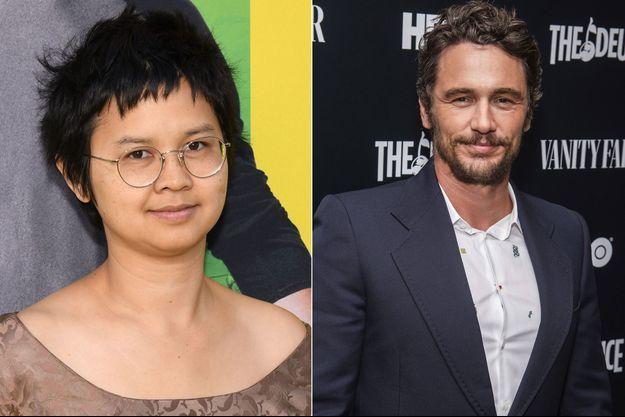 Charlyne Yi et James Franco