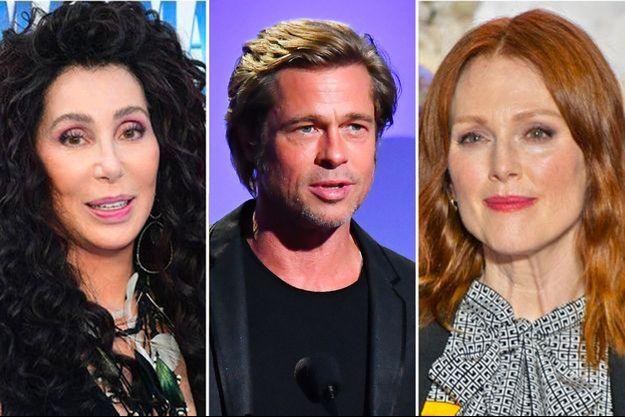 Cher, Brad Pitt, Julianne Moore se mobilisent pour appeler au vote