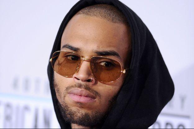 Chris Brown en 2012.