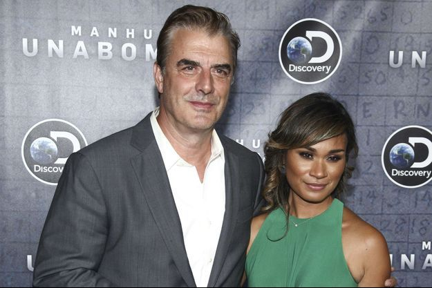 Chris Noth et son épouse Tara