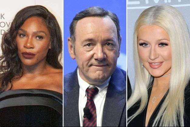 Christina Aguilera, Serena Williams, Kevin Spacey… les cours particuliers des stars