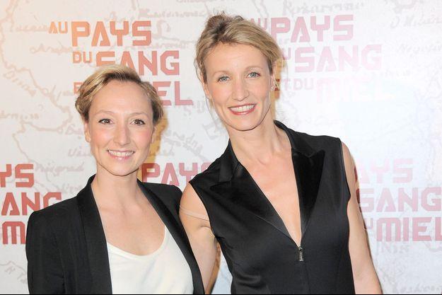 Audrey Lamy et Alexandra Lamy, deux âmes soeurs