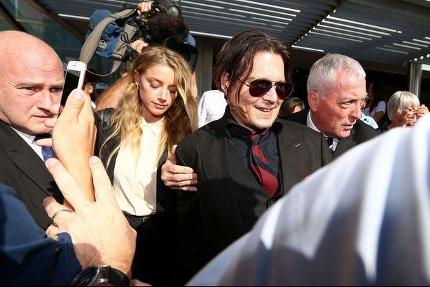 Amber Heard et Johnny Depp, qui va l'emporter ?