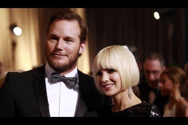 Anna Faris et son époux Chris Pratt vont accueillir leur premier enfant cet automne.