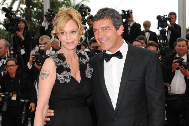 Le couple au temps du bonheur, ici au Festival de Cannes 2011