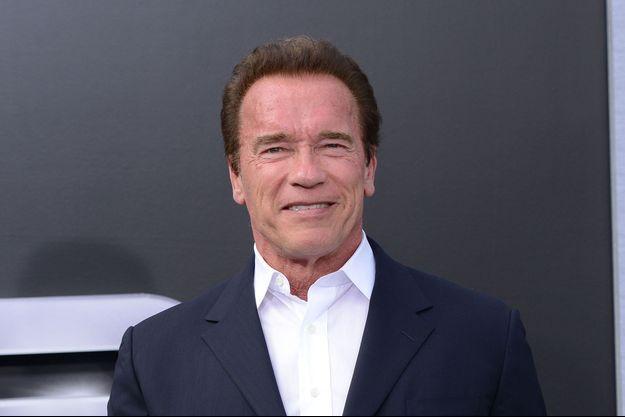 Arnold Schwarzenegger à Los Angeles le 28 juin dernier