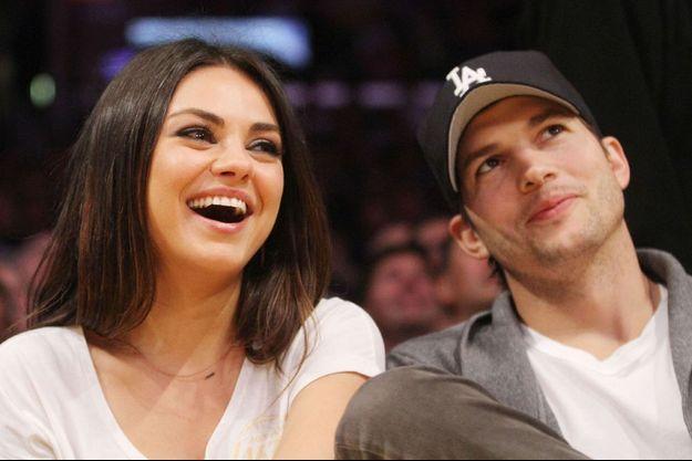 Ashton Kutcher et Mila Kunis ont accueilli leur premier enfant au mois de septembre