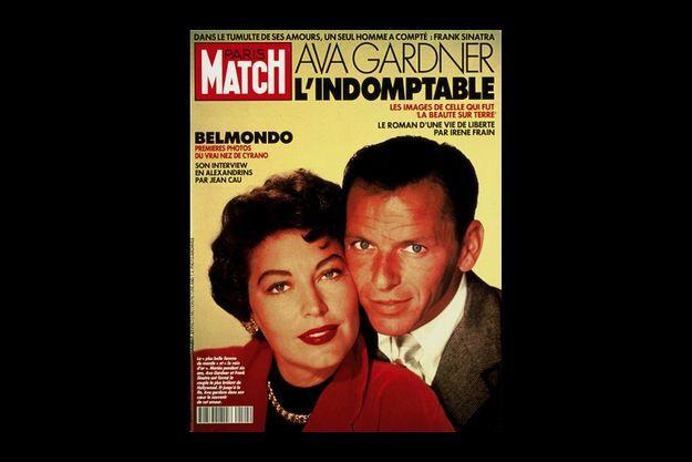"""Match rend un hommage à la star: «Les images de celle qui fut """"la beauté sur Terre""""»."""