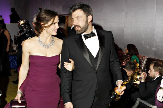 Ben Affleck et Jennifer Garner en 2013