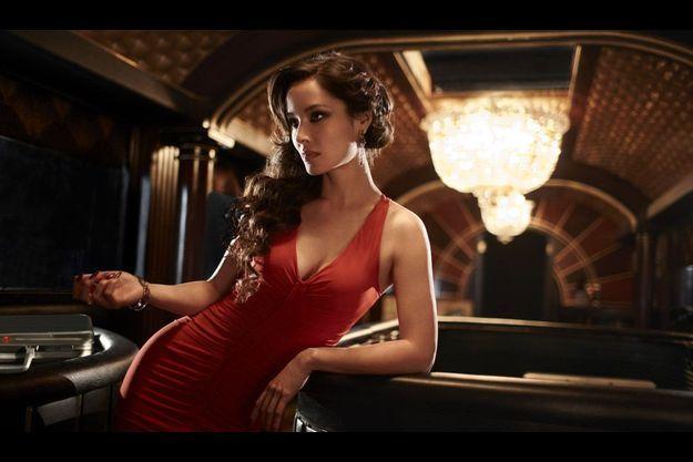 "Bérénice Marlohe, dans ""Skyfall"" de Sam Mendes."