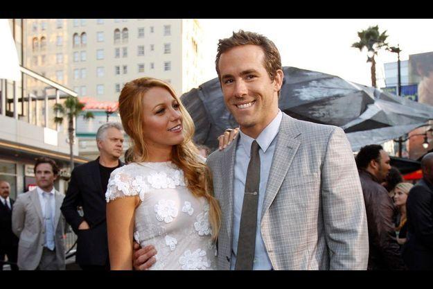 Blake Lively et Ryan Reynolds, le 15 juin 2011.