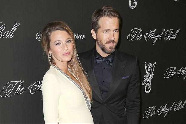 Blake Lively et Ryan Reynolds attendent leur premier enfant