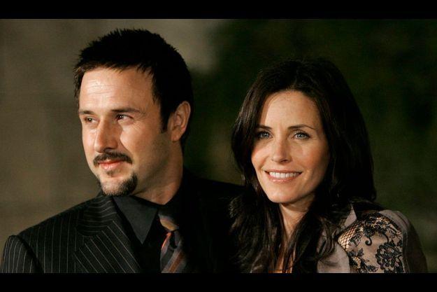 David Arquette et Courteney Cox s'étaient mariés le 12 juin 1999