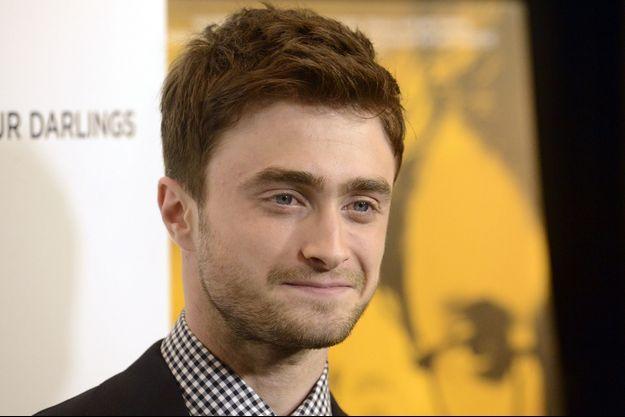Daniel Radcliffe à Beverly Hills en octobre 2014.
