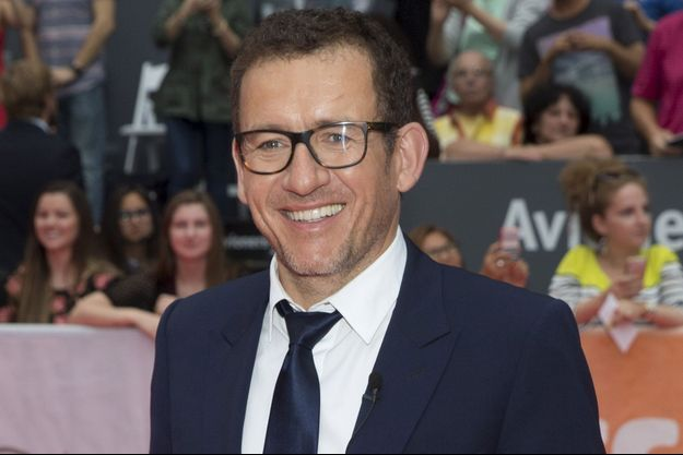 Dany Boon, le 18 septembre 2015