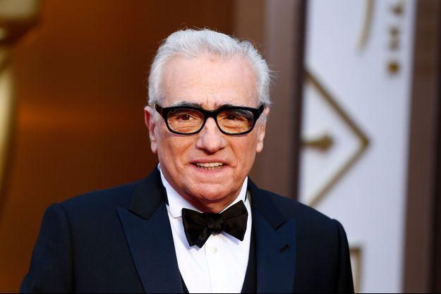 Martin Scorsese aux Oscars 2014