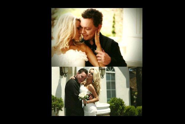 Photos du mariage de Doug Hutchinson et Courtney Stodden, 51 et... 16 ans.