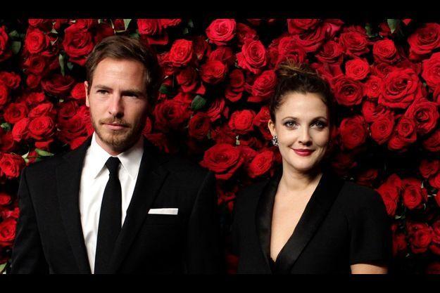 Drew Barrymore et Will Kopelman au musée d'art moderne de New York en novembre dernier, assistant à la quatrième édition du Film Benefit, rendant hommage à Pedro Almodovar
