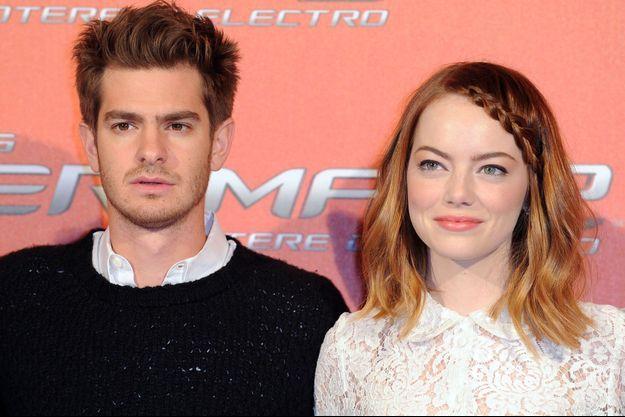 Andrew Garfield et Emma Stone se fréquentaient depuis 2011.