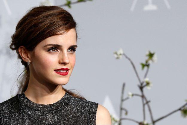 Emma Watson à Hollywood en mars 2014.