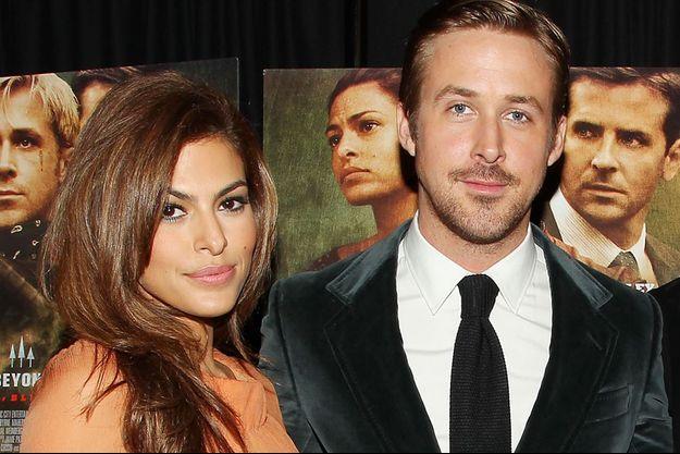 Eva Mendes et Ryan Gosling: le prénom de leur fille dévoilé