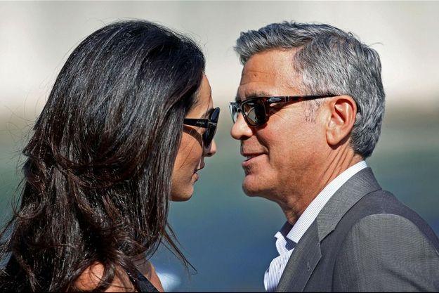 """George et Amal vont bientôt se dire """"oui"""""""