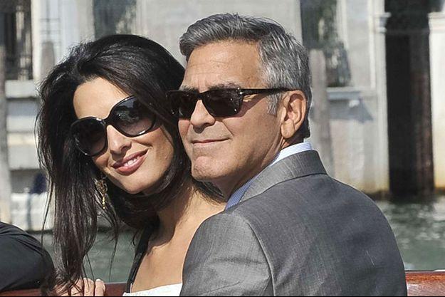 George Clooney est maintenant un homme marié.