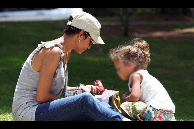 Halle Berry et son ancien compagnon Gabriel Aubry se battent pour obtenir la garde de leur fille Nahla