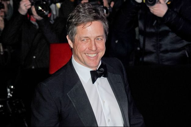 Hugh Grant aux London Evening Standard Theatre Awards, en novembre dernier.