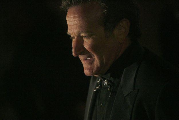 Robin Williams est mort à 63 ans, lundi.