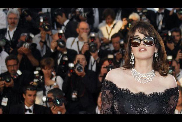 Au festival de Cannes en mai 2009.