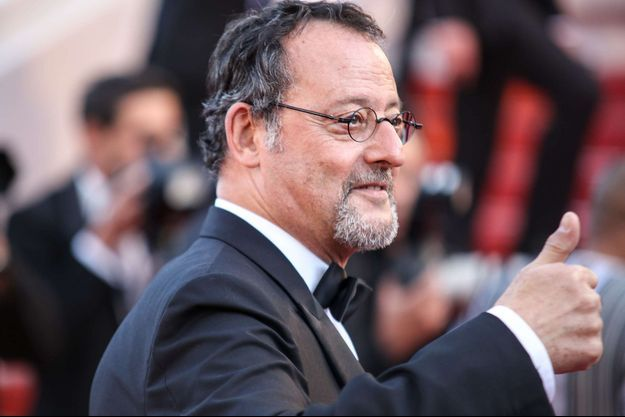 Jean Reno au Festival de Cannes 2016.