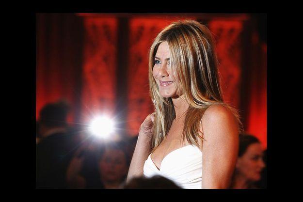 Jennifer Aniston, lors de la cérémonie AFI Life Achievement Award le 7 juin dernier
