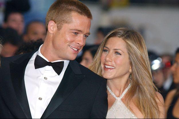L'ancien couple au temps du bonheur, ici à Cannes en mai 2004