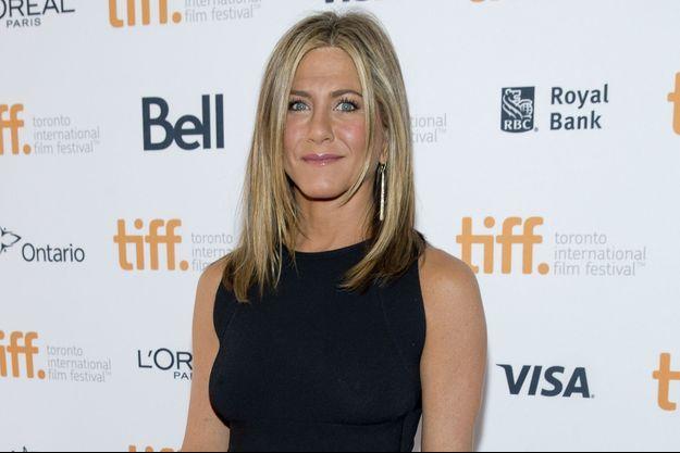 Jennifer Aniston revendique son droit à ne pas être mère