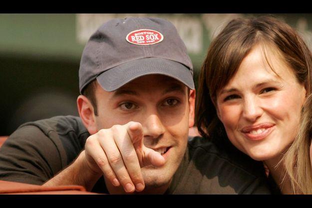 Ben et Jennifer: un couple complice et amoureux