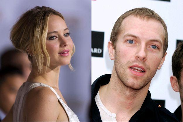 Jennifer Lawrence et Chris Martin se fréquentent depuis l'été dernier