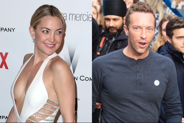 Kate Hudson et Chris Martin : simples amis ou jeunes amants ?