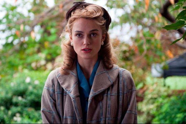 L'ex-héroïne de « Pirates des Caraïbes » devient une mathématicienne de génie pendant la Seconde Guerre mondiale dans « Imitation Game » (sortie le 28 janvier).