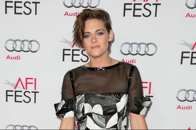 """Kristen Stewart à la première de """"Still Alice"""" le 13 novembre dernier"""