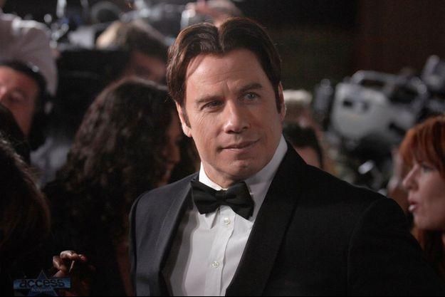 John Travolta, en 2008.