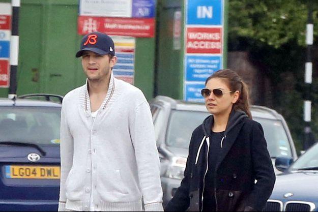 Ashton Kutcher et Mila Kunis mariés ?