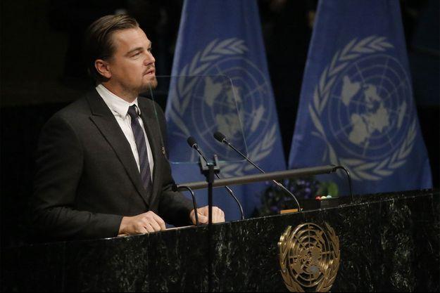 Leonardo DiCaprio vendredi