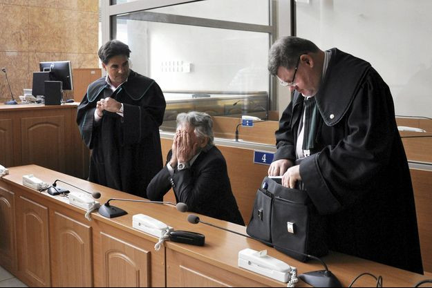 Roman Polanski ce mardi au tribunal de Cracovie.