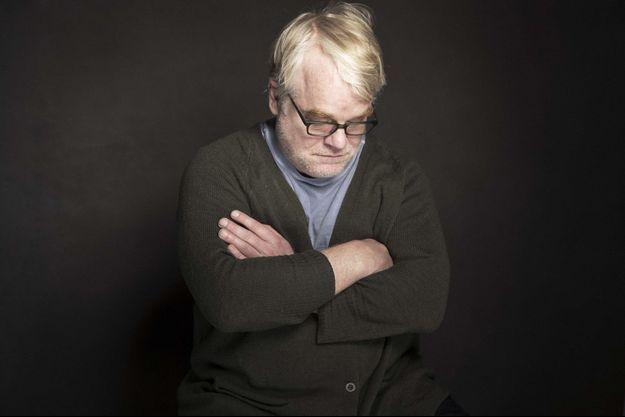 Une des dernières séances photo de Philip Seymour Hoffman, en janvier dernier au festival de Sundance. La photo a été prise dix jours avant sa mort.