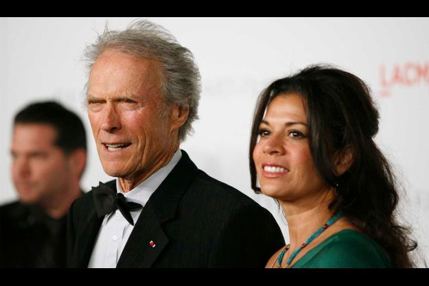 Clint et Dina Eastwood.