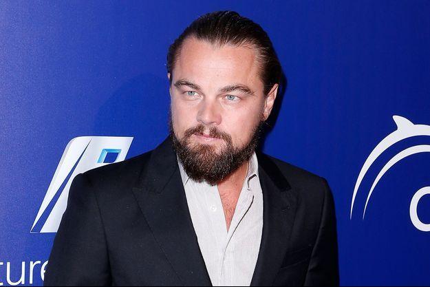 Leonardo DiCaprio à Laguna Beach, le 16 août 2014.