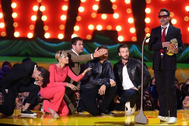 Ce qu'il ne fallait pas manquer des MTV Movie Awards 2015