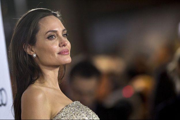 Angelina Jolie en novembre 2015.