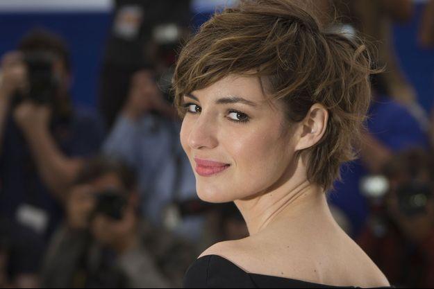 Louise Bourgoin au festival de Cannes en mai 2015.